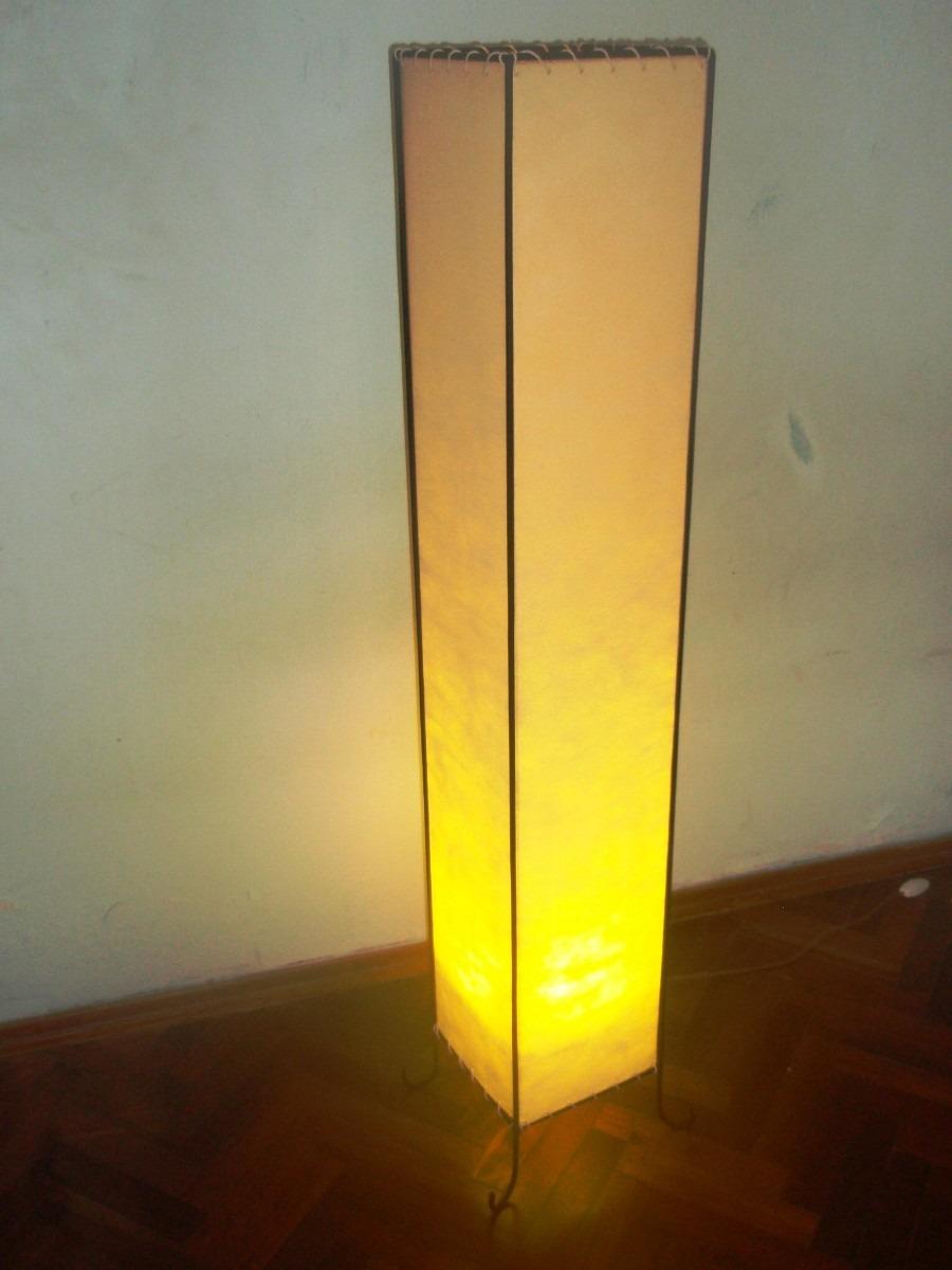 Lamparas De Pie Artesanal 95000 En Mercado Libre