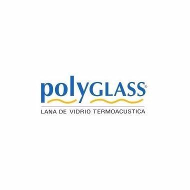 lana de vidrio 50mm polyglass
