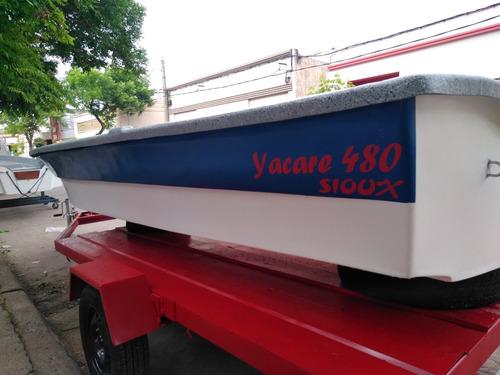 lancha modelo yacaré 480