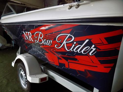 lancha nr bow rider