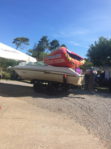 lancha regal con yamaha 130 hp solo contado !