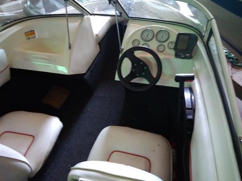 lancha rpm 4,70 90 hp año 2000