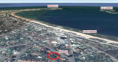 land - playa mansa