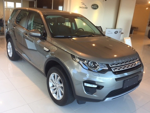 land rover discovery sport hse 2.0l turbo 240hp