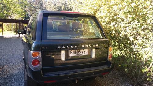 land rover range rover 4.6 vogue 2004