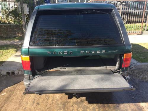 land rover range rover v8 4.0 nafta automatica permuto