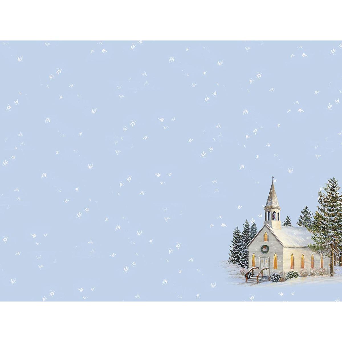 Lang Country Cheer Boxed Christmas Cards - U$S 59,00 en Mercado Libre