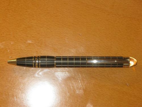 lapicera mont blanc starwalker bolígrafo nueva