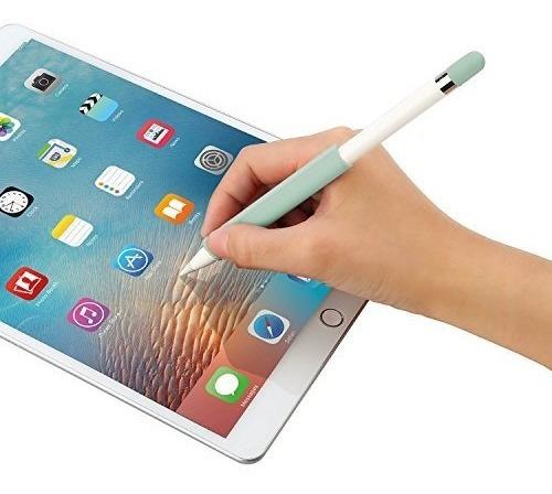 lápiz apple compatible con la manga magnética zover, tapa de