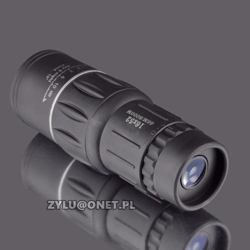 largavistas monocular doble zoom con estuche , 16 x 52 mm