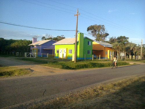las casas de colores- la paloma- rocha -alquiler vacacional