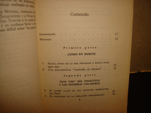 las pistas de nazca - simone waisbard