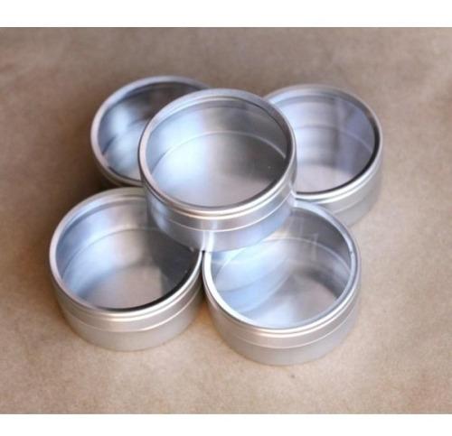 latitas de aluminio para cremas de canabis (50 gr aprox)