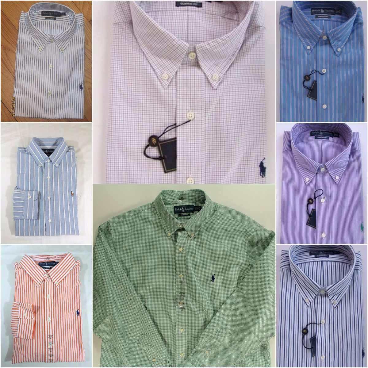 Camisas Polo Ralph Lauren De Hombre Por Encargue!! - U S 79 2a774ffa9c177