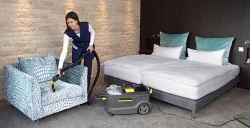 lavadora de tapizados y moquetes 1250w karcher puzzi 10/1
