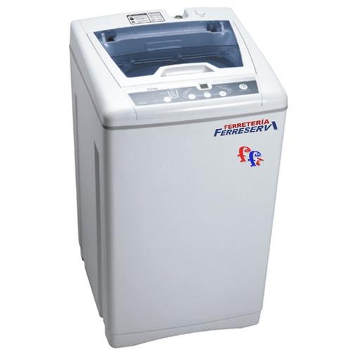 lavarropas automatico 5 kg carga superior kassel ks -lvr5