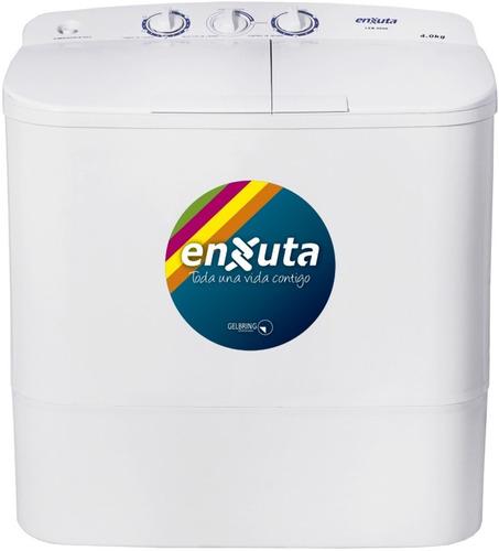 lavarropas enxuta leb4000 4.0 kgs carga superior