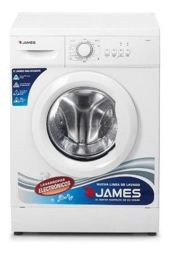 lavarropas james 6kg james