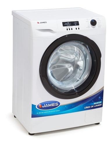 lavarropas james james