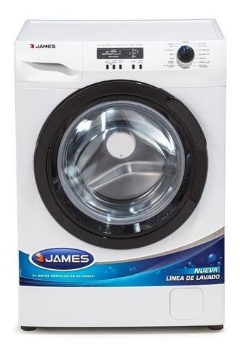 lavarropas james lr6900 plus 6kg modelo 2019 distr of. james