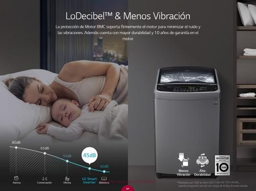 lavarropas lg wt18dsb 18kg - tienda oficial lg