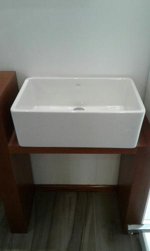 lavatorio pileta blanco ferrum cerámicas castro