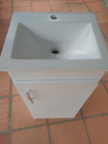 lavatorio/vanitory/bacha para espacios reducidos