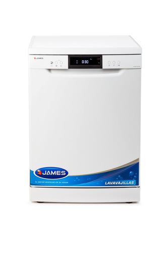 lavavajilla james 25l blanco 6 programas 14 cubiertos yanett