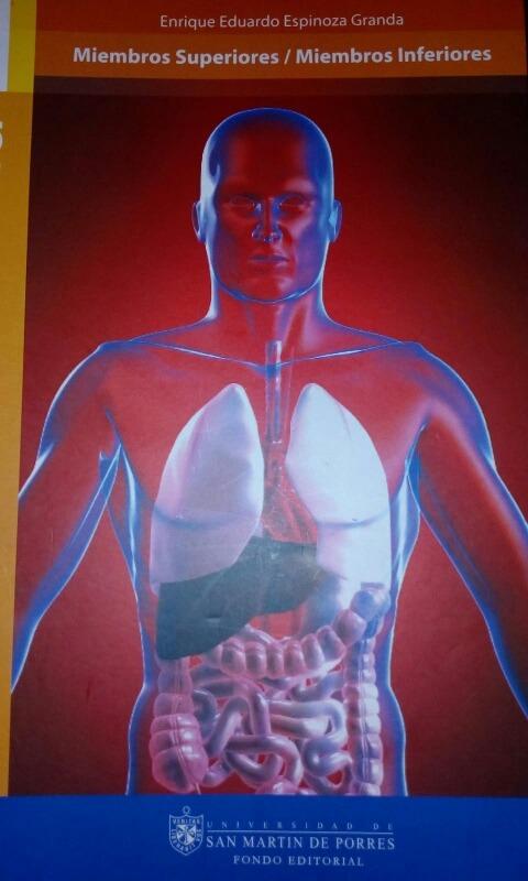 Lecciones De Anatomia De Enrique Granda - $ 2.000,00 en Mercado Libre