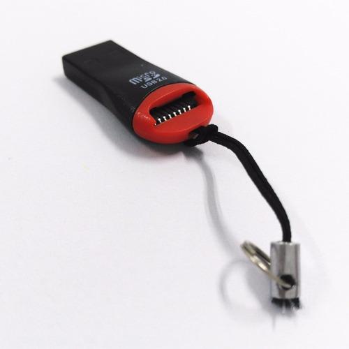 lector usb de memoria micro sd celular pen drive zonalaptop