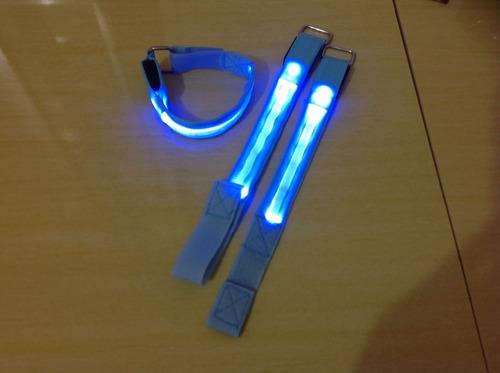 led para corrida noturna armband night light