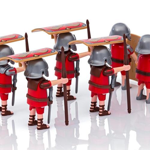 legionarios romanos soldados - playmobil