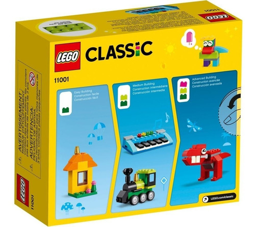 lego classic: bricks and ideas