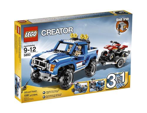lego creator: off road power