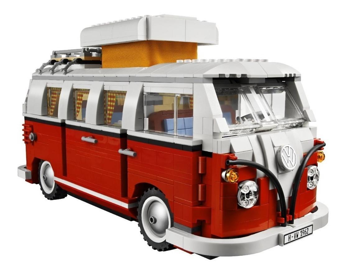 Lego Creator: Volkswagen Kombi - U$S 359,00 en Mercado Libre
