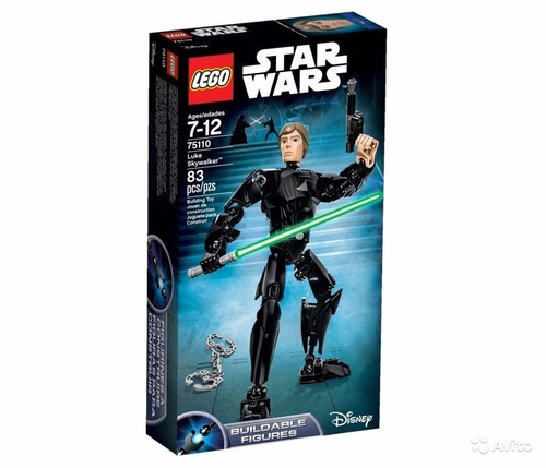 lego star wars:  luke skywalker