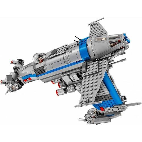 lego star wars: resistance bomber + regalo