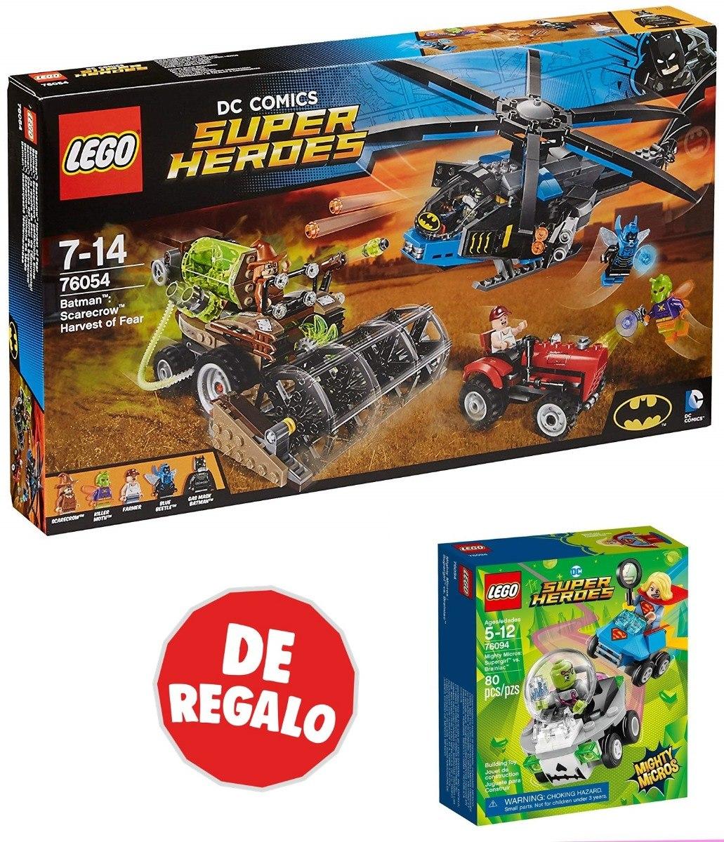 Del TerrorRegalo TerrorRegalo Super Super Lego HeroesBatmanCosecha HeroesBatmanCosecha Lego Del Lego E29HDI