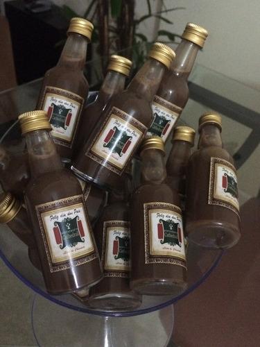 lembrancinha para formaturas - garrafa de vidro 60 ml