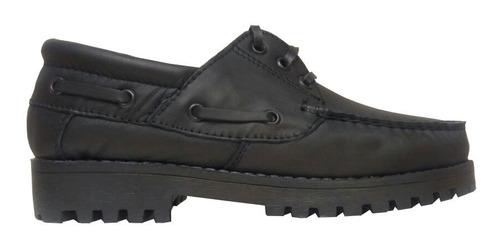 leñador de cuero  marcel calzados (cod.88022)