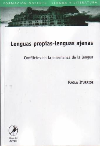 lenguas propias-lenguas ajenas -  paola iturrioz