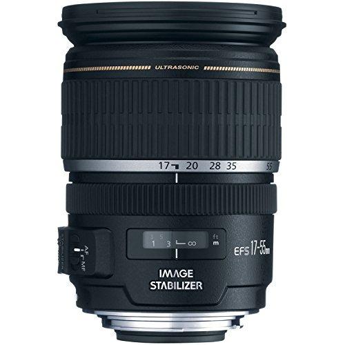 lente canon ef-s 17-55mm f/2.8 is usm lens for canon dslr