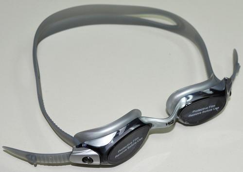 lente natación antiparras hkr s21 triton negro/ gris
