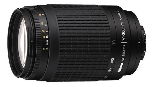 lente nikon 70-300 mm af , 1 año garantía oficial!
