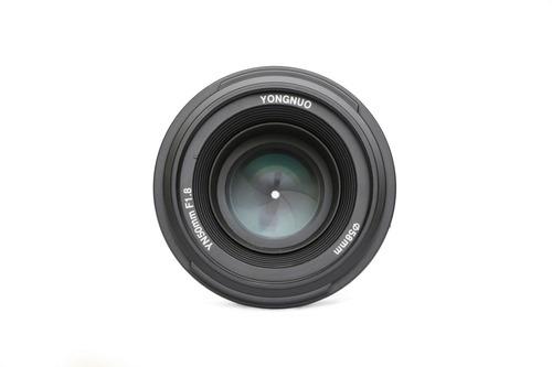 lente yongnuo 50mm f/1,8 (nikon)