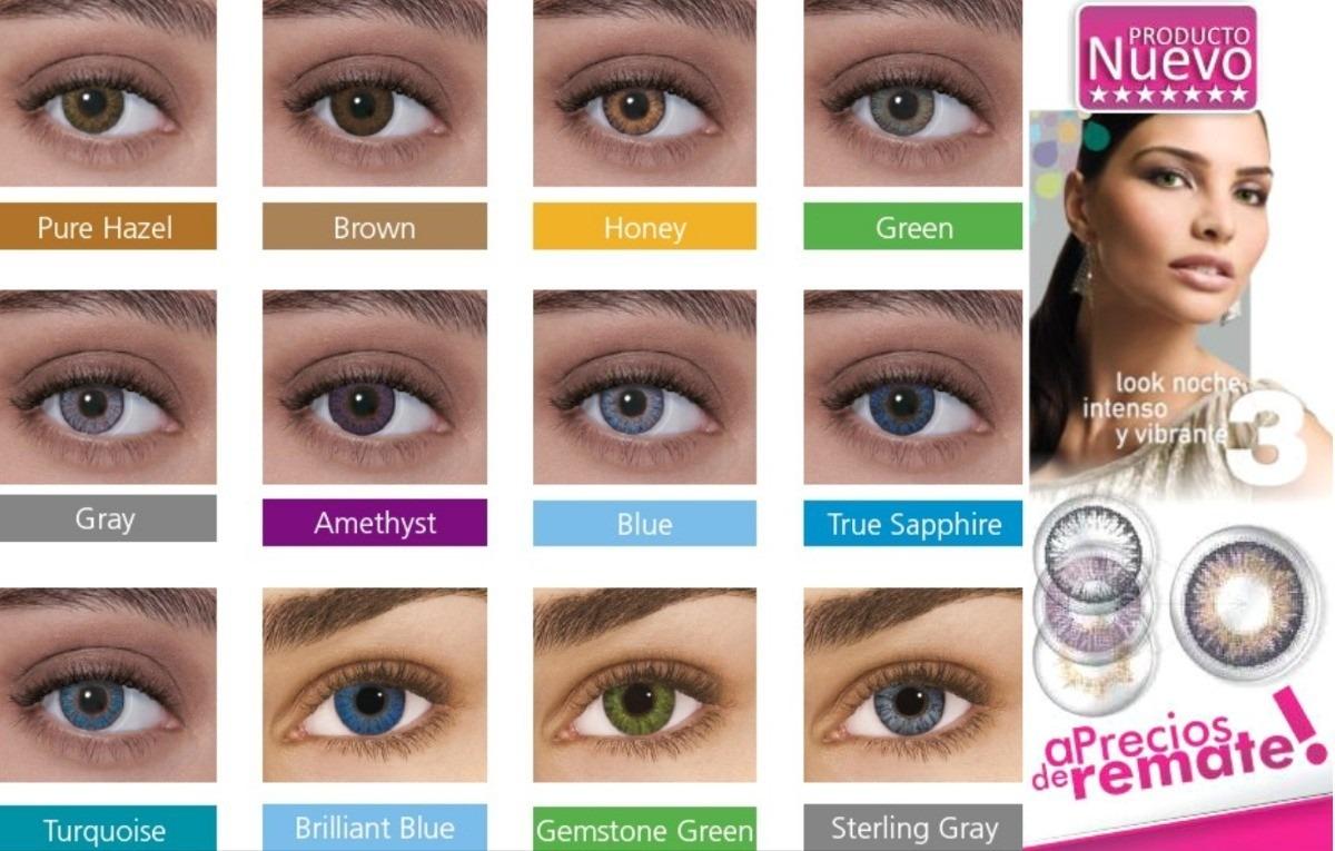 44452525892a3 Lentes De Contacto Freshlook Colorblend -   1.490