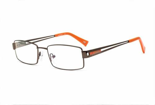 lentes de receta hombre mistral akumal naranja
