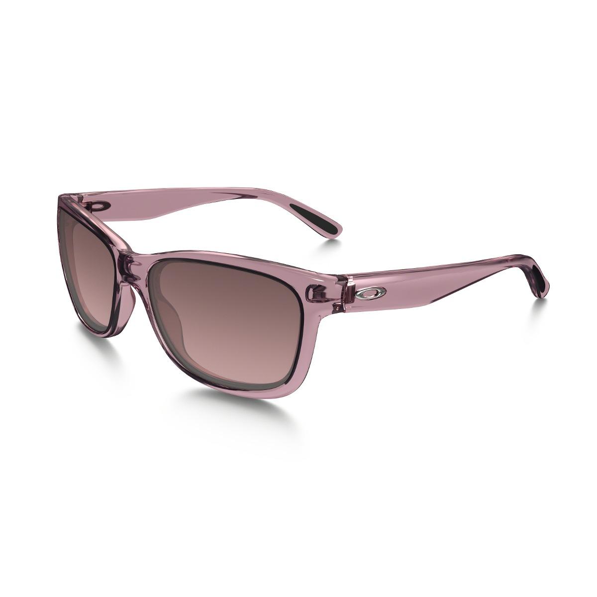 8af09050fe548 Lentes de sol de dama oakley forehand rosado traslúcido cargando zoom jpg  1200x1200 Lentes para mujer