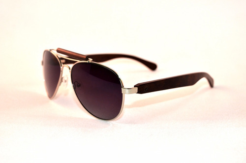 lentes de sol de madera keepwood polarizados - quarz