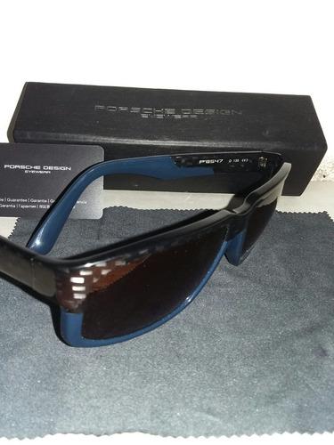 lentes de sol porsche polarizados,anti reflejo,exclusivos!